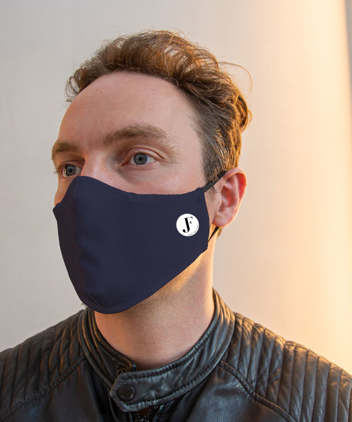 Spirit P Mask Navy Blue