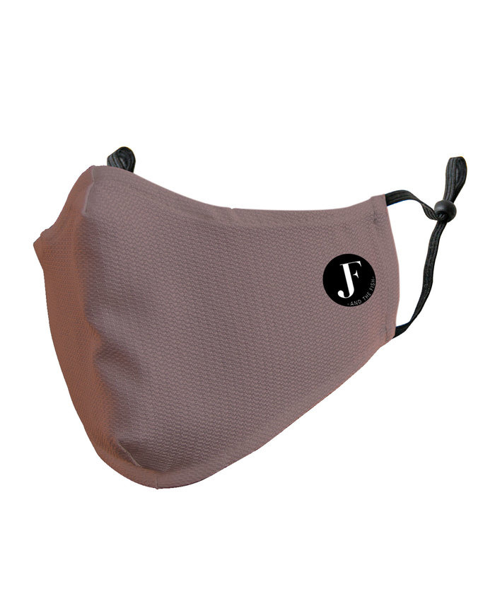 Spirit P Mask Terracotta