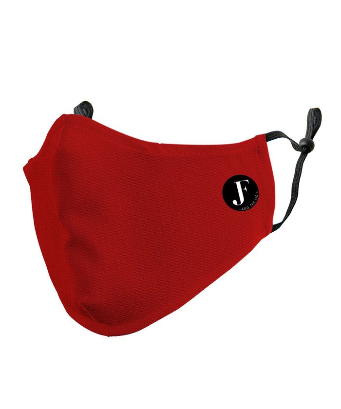 Spirit P Mask Red